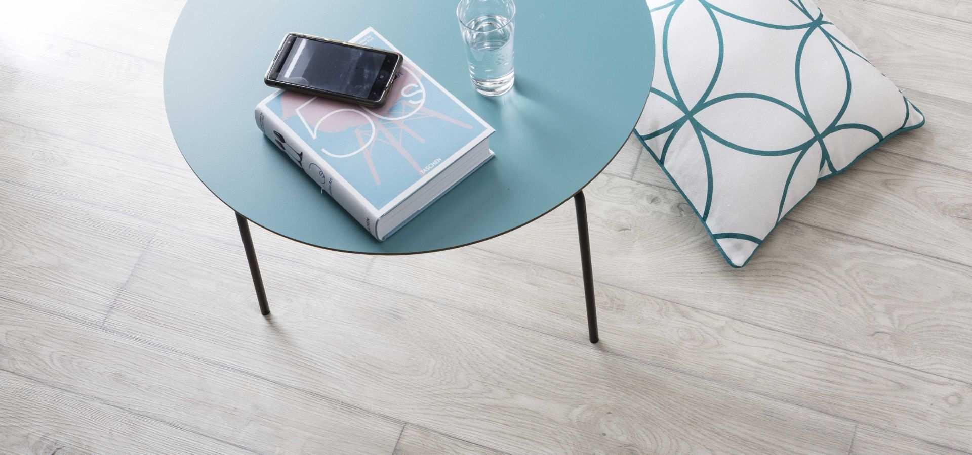 Bild Wohnen CV Boden Wohnzimmer weiße Holzoptik