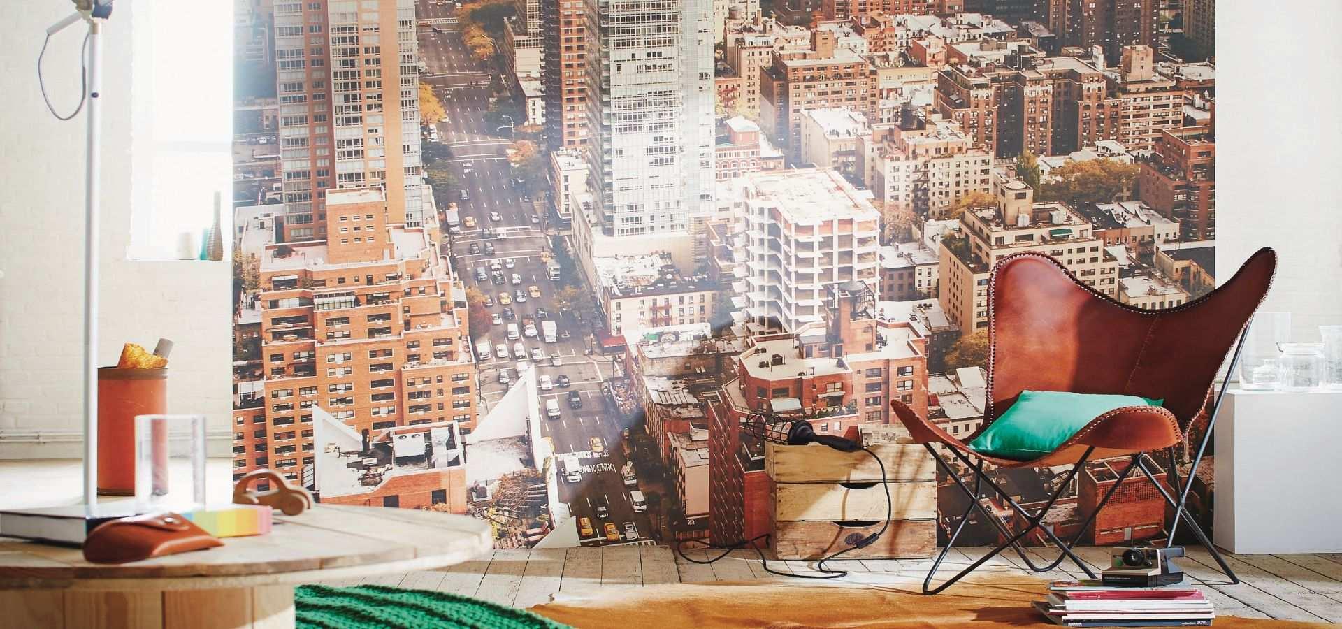Bild Tapete Wandbild Stadt