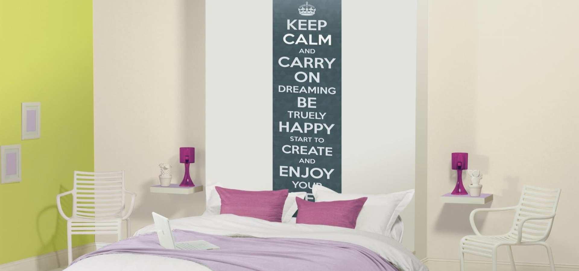 Bild Schlafzimmer Tapete Cool Dream