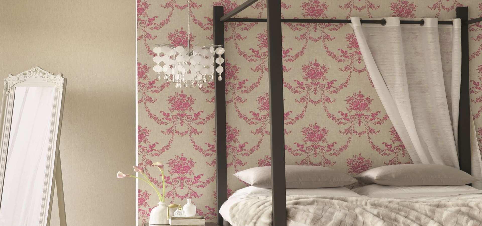 Bild Schlafzimmer Tapete Renaissance