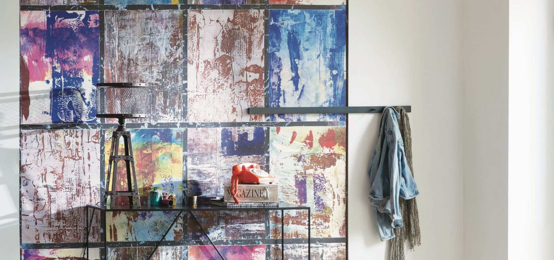 Bild Office Wandbild Popart